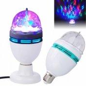 Диско-лампа светодиодная Е27, 230V