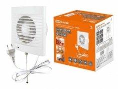 вентилятор бытовой настенный 120 с выключателем и проводом 1,3м купить в Гомеле