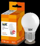 лампочка светодиодная ECO G45 ШАР 7ВТ 3000К E27 купить в Гомеле