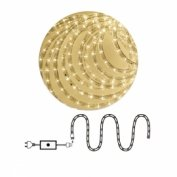 Гирлянда/Дюралайт/LRR-3W круглый, 13мм, 3-проводной, теплый белый