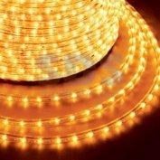 дюралайт led постоянное свечение желтый эконом 24 led/м купить в Гомеле