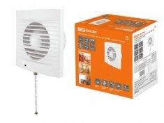 вентилятор бытовой настенный 100 с выключателем купить в Гомеле