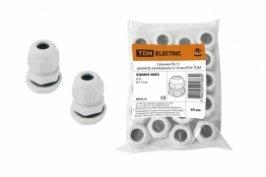 сальник PG 11 диаметр проводника 5-10 мм купить в Гомеле