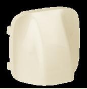 лицевая панель для вывода кабеля слоновая кость Valena Allure купить в Гомеле