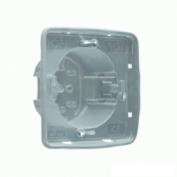 Etika - Чехол изолирующий IP44 для защиты механизма со стороны подвода кабеля
