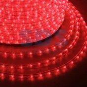 дюралайт led постоянное свечение красный эконом 24 led/м купить в Гомеле