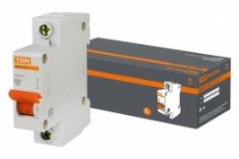 автоматический выключатель ВА47-63 1Р 40А купить в Гомеле